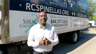 RCS Pinellas truck donation