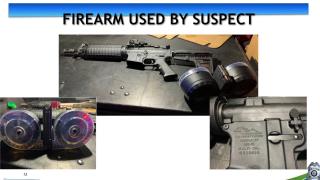 Firearm used by Bet