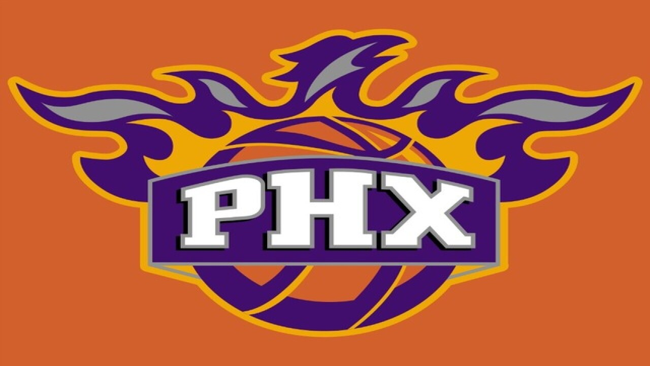 New Phoenix police chief's son plays for Suns