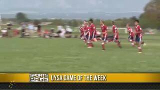 Utah Youth Soccer Association Game of the Week, September3