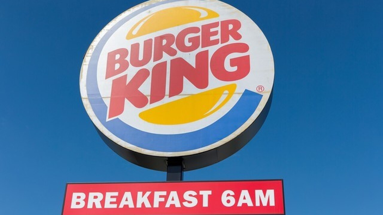 Burger King offers one-cent Whoppers...if you go to McDonald's
