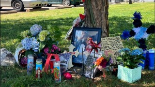 """Dalton Lee Buckholz was shot and killed in a parking lot on the first week of May 2021, when """"caught in the crossfire"""" of an officer involved shooting"""