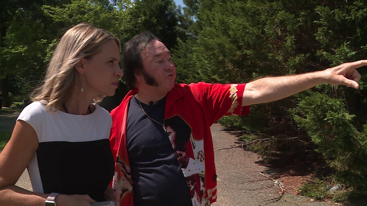 Homeowner concerned about Chippenham Parkway exit: 'My fear is we're all going todie'
