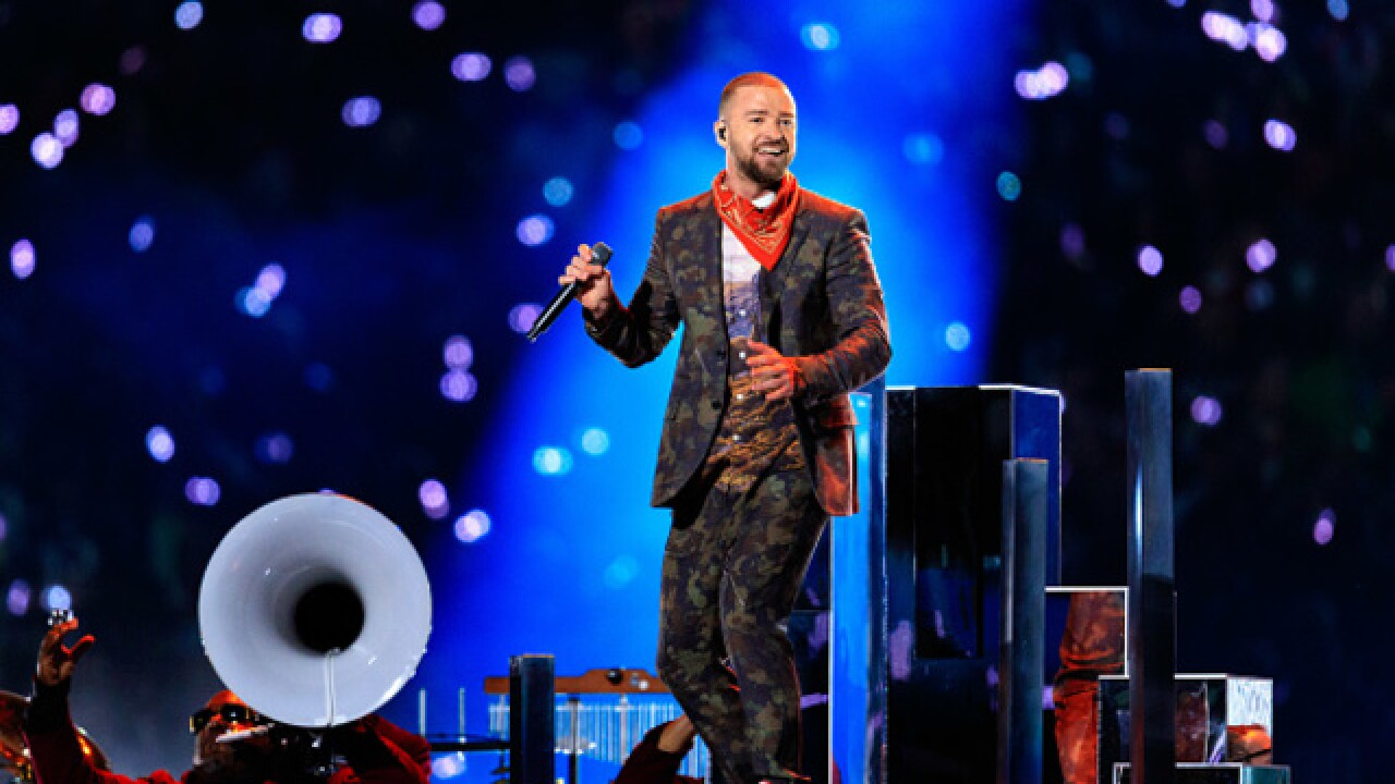 Justin Timberlake to perform at Bankers Life Fieldhouse on Friday, Dec. 14
