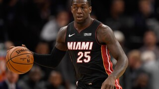 Former Oakland University guard Kendrick Nunn named NBA's Eastern Conference rookie of the month