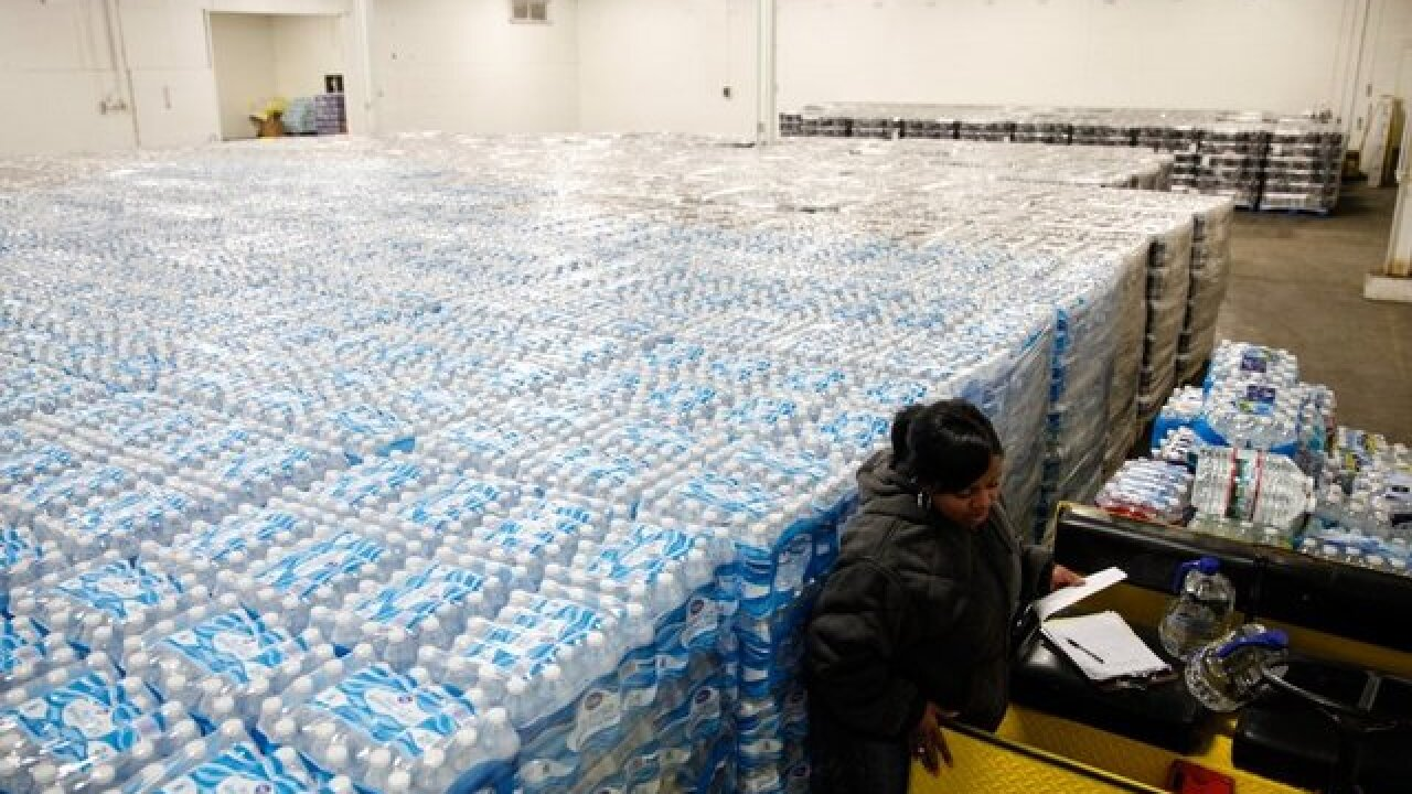 Plan for Detroit schools' water to be revealed