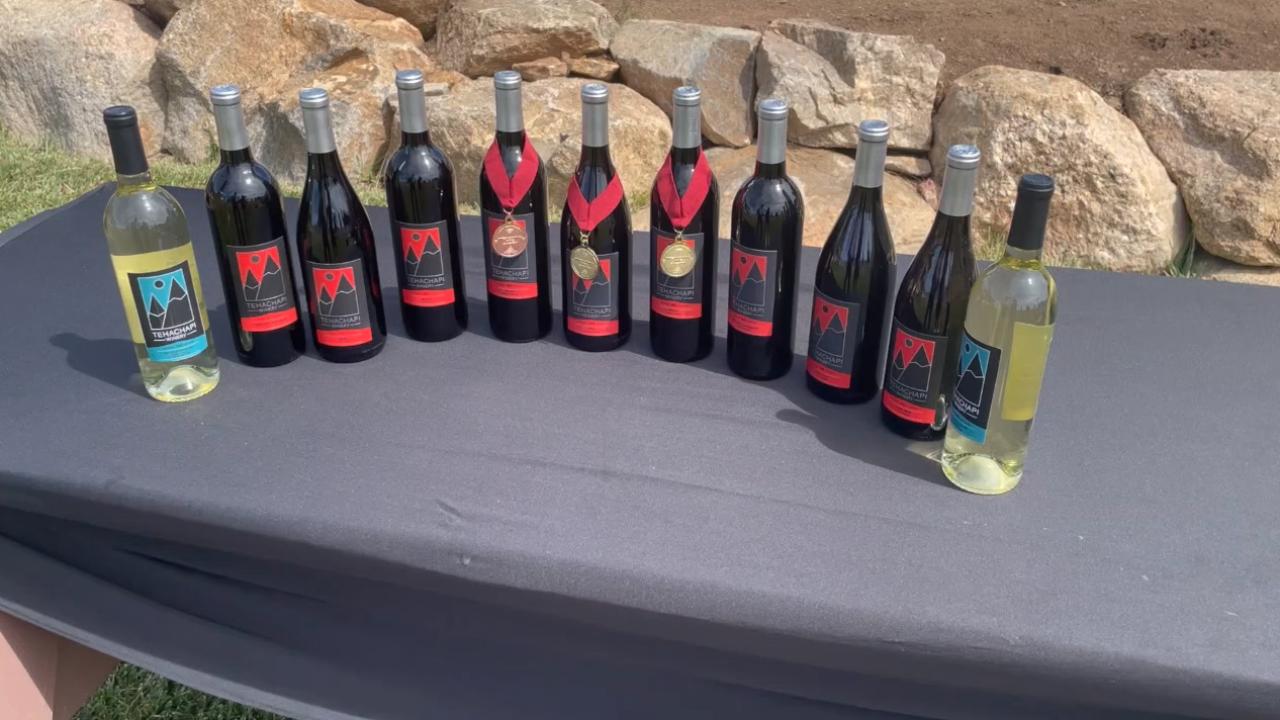 Tehachapi Winery