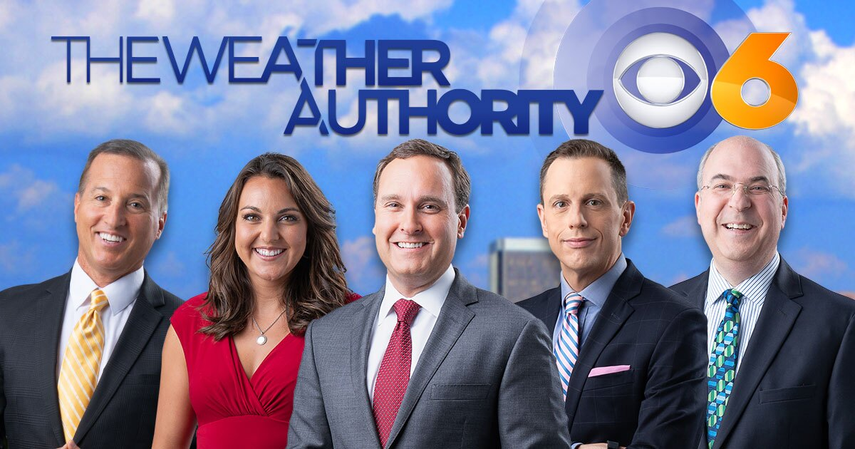 CBS 6 is The Weather Authority 1200x630