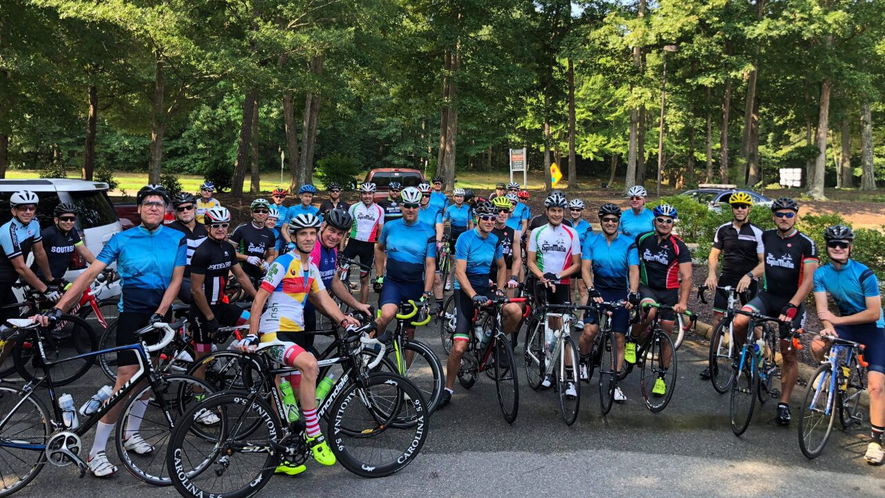 Bike ride honors fallen trooper: 'Jay was watching over us today'