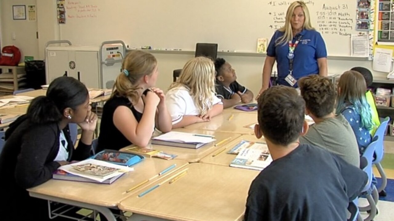 Covedale principal wants to create local leaders