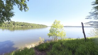 Harsha Lake at East Fork State Park