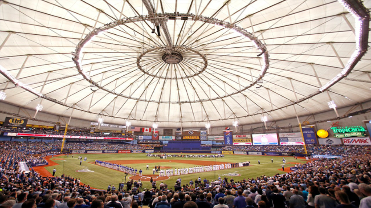 Free Rays Fan Fest coming to Tropicana Field on Feb  9