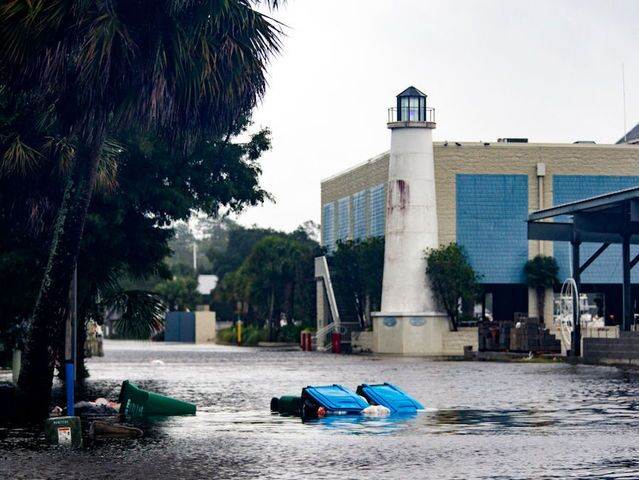 Photos: Hurricane Michael slams Gulf Coast