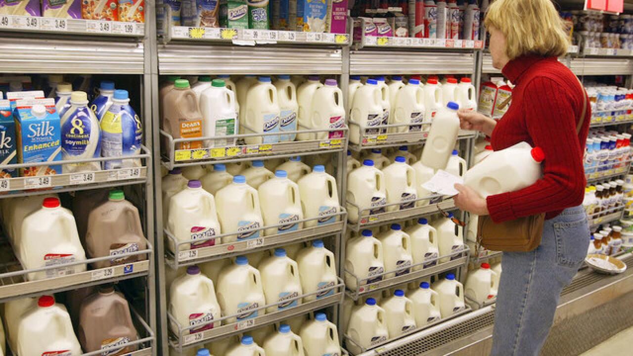 PETA: Cow's milk a symbol of white supremacy