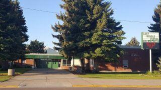 East Middle School in Great Falls
