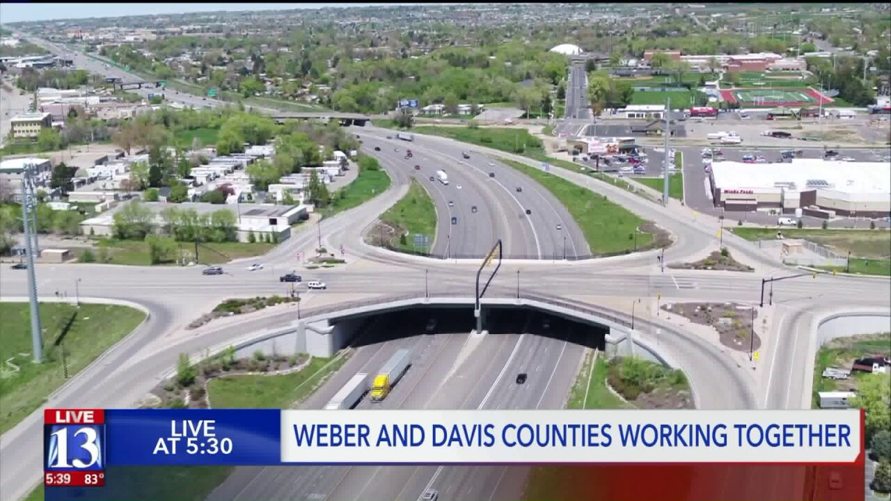Weber and Davis Counties join forces to bring business north