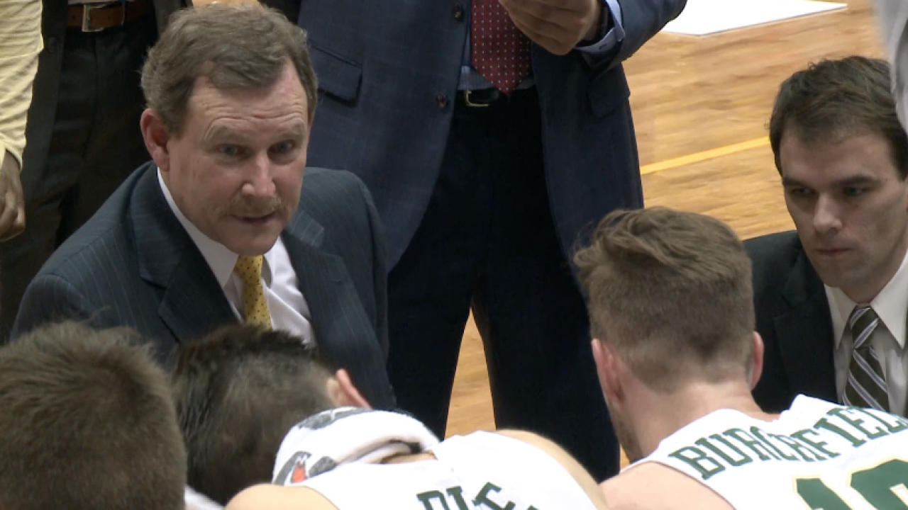 William & Mary parts ways with men's hoops coach Tony Shaver