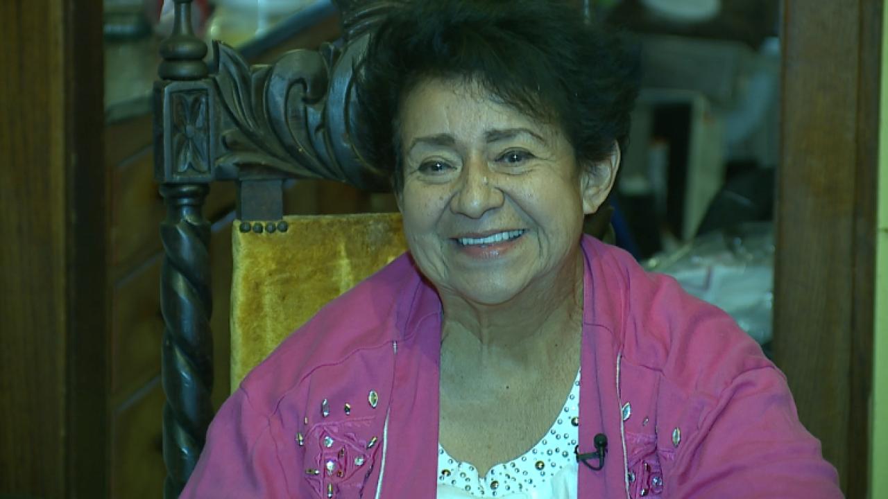 Rose Marie Mendez