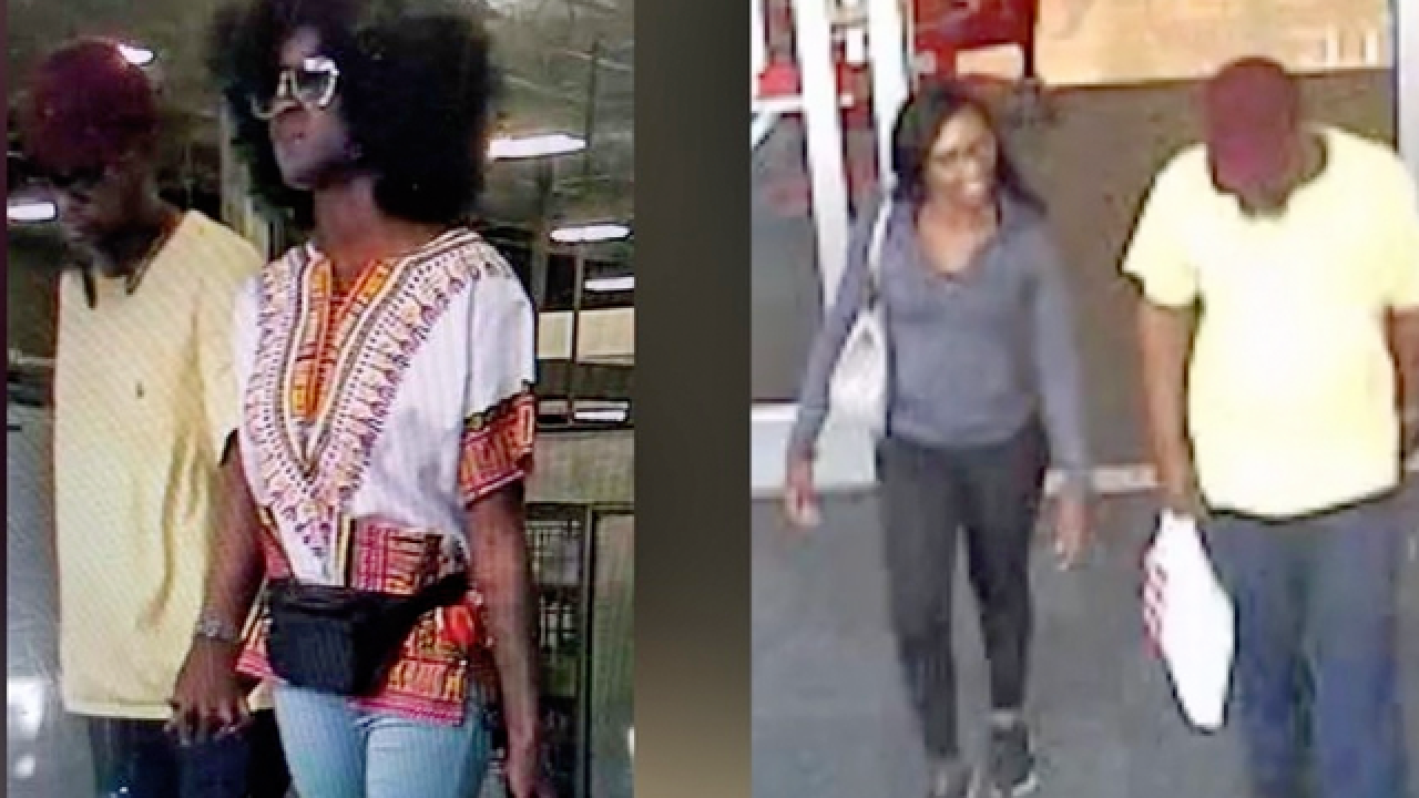 Police: Couple steals credit cards from purse
