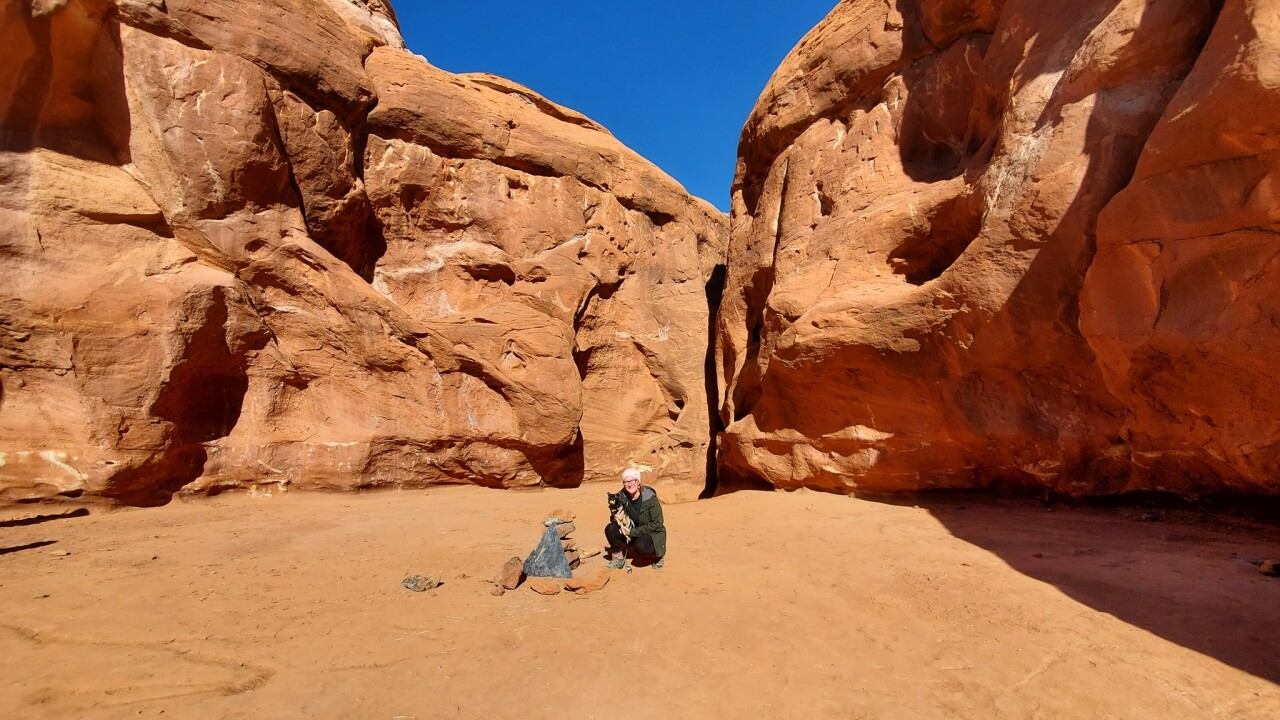 Monolith removed from southern Utah desert by 'unknown party'