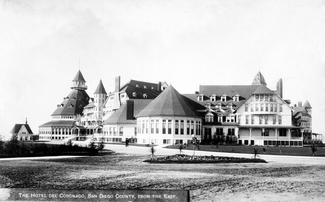 Celebrating the Hotel del Coronado's history as a new owner takes over