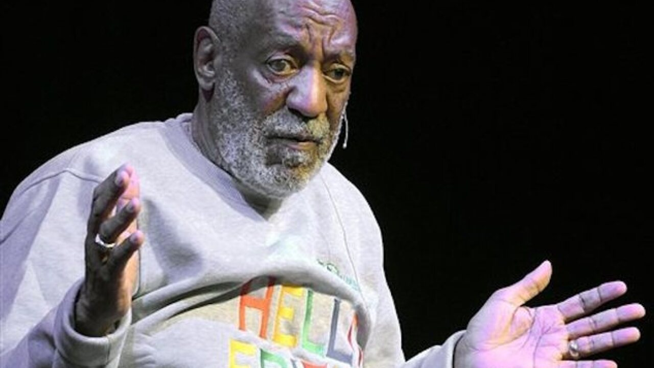 Cosby's attorneys move suit to federal court