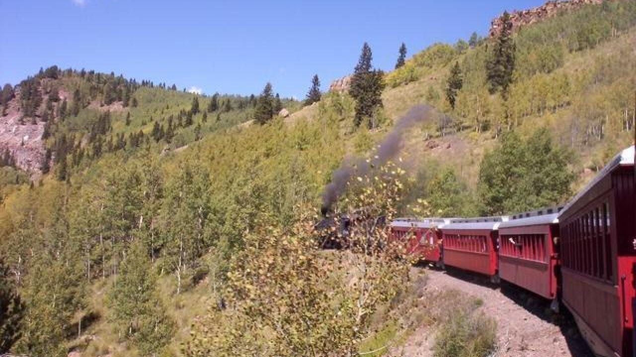 Colorado train rides named No. 1 & 2 in nation