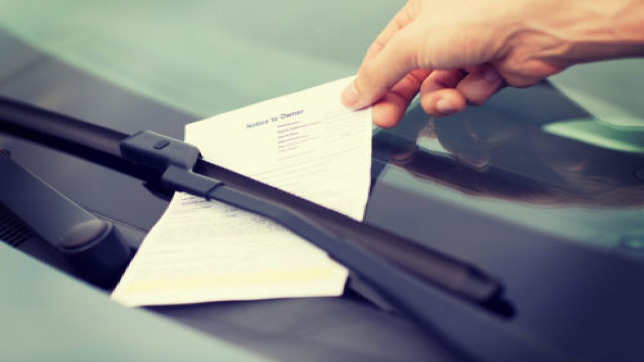 Las Vegas Drivers Can Now Pay Parking Tickets With School Supplies