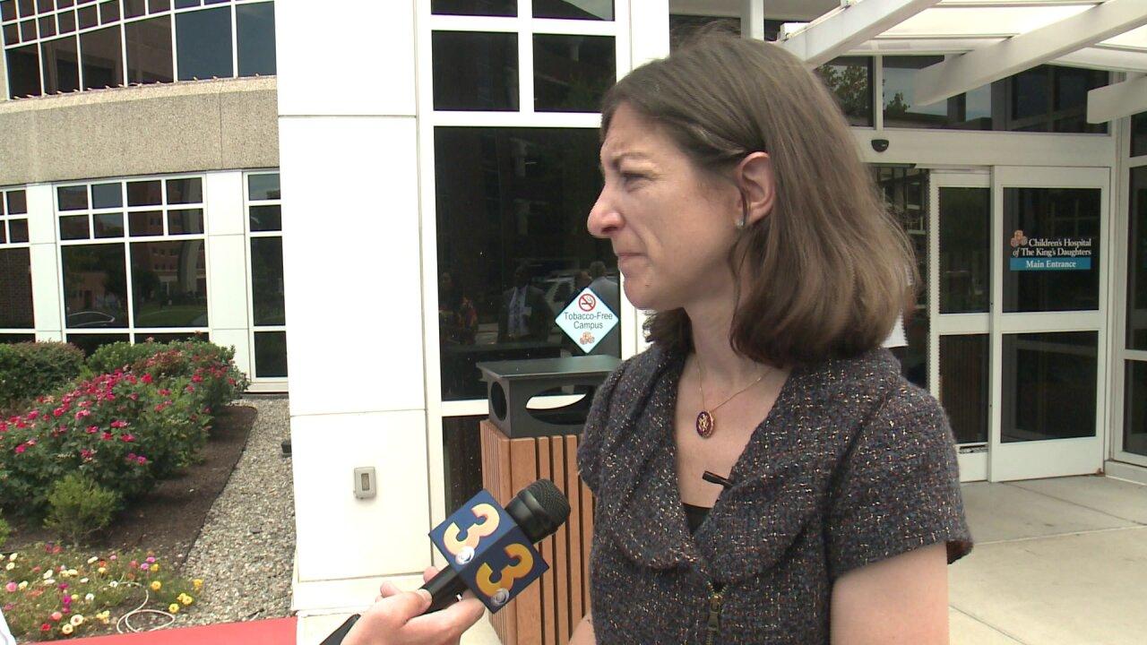 Rep. Elaine Luria calls attacks on Democratic lawmakers 'racist'