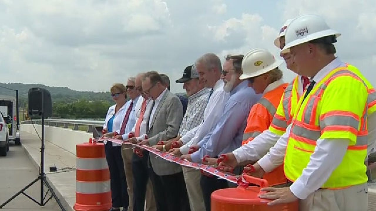 TDOT Completes I-65 Widening Project