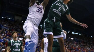Eastern Michigan v Kansas