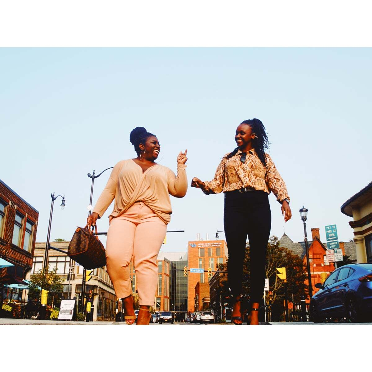 Girl Gang Ent. started as an event planning business