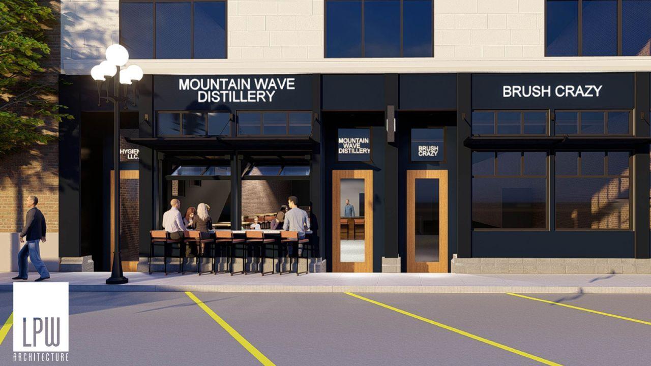 Mountain Wave Distillery