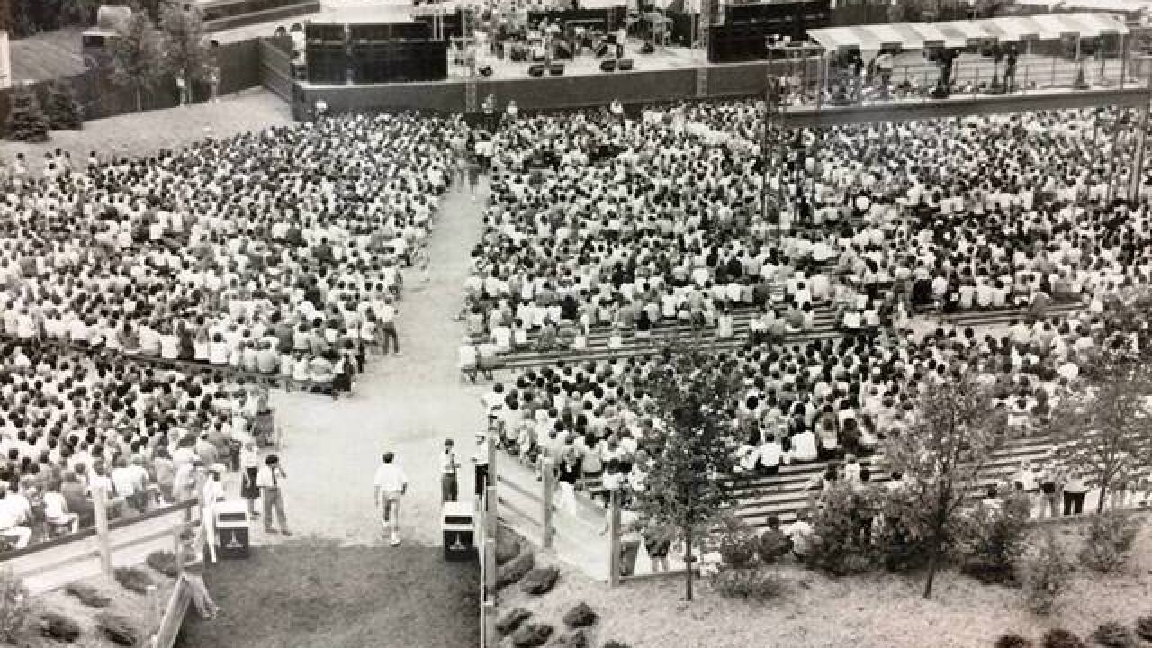 Remember This: For 20 years, Timberwolf Amphitheater provided the soundtrack to our summers