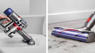 The Popular Dyson V8 Animal Stick Vacuum Is $150 Off For Cyber Monday