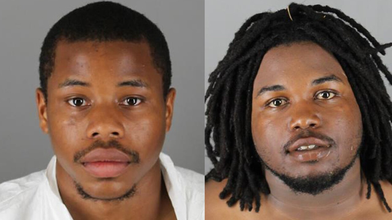 Detroit men charged in robbery of Royal Oak branch of Community Choice Credit Union