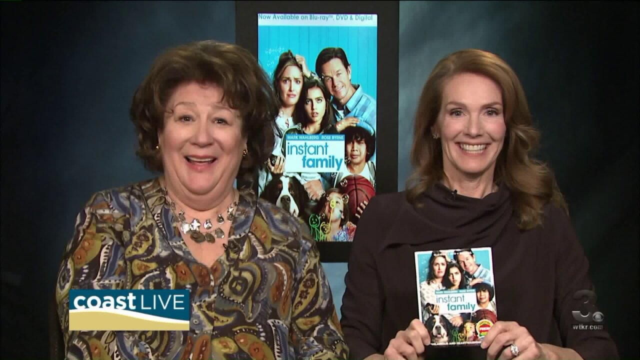 """Two stars of """"Instant Family"""" on CoastLive"""