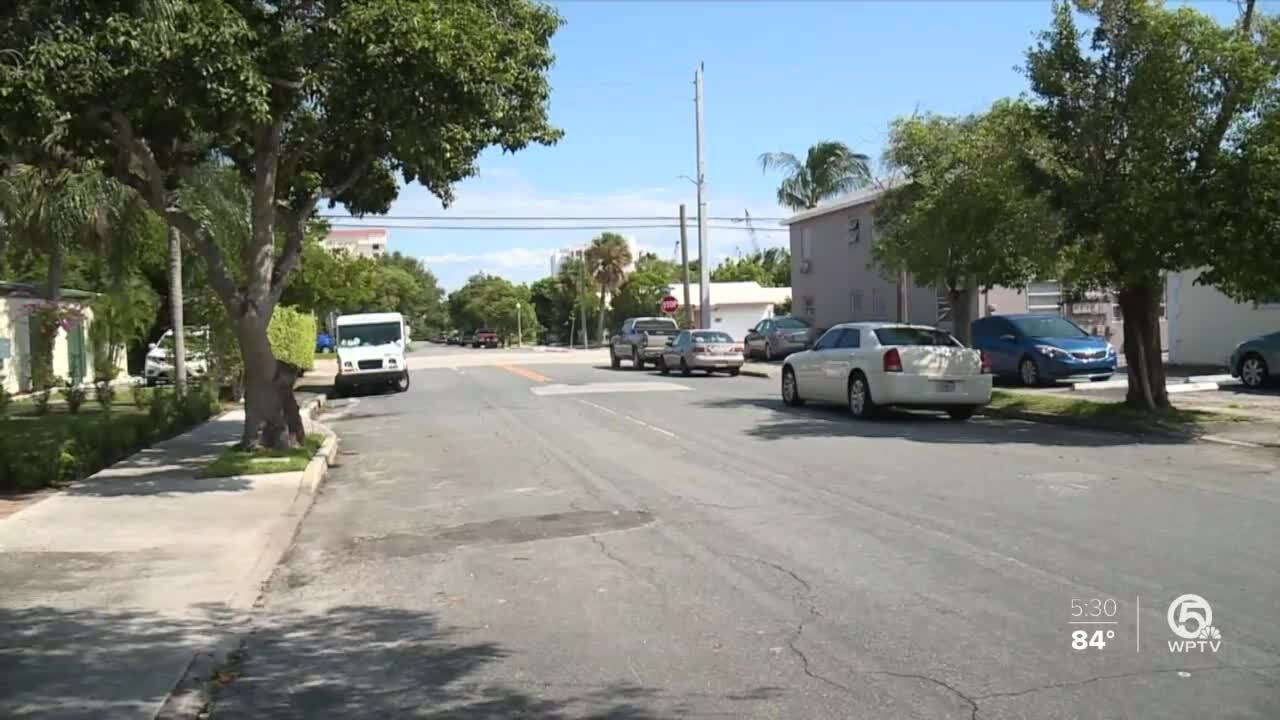 Mother and daughter say trucks drive too fast along Walton Boulevard in West Palm Beach