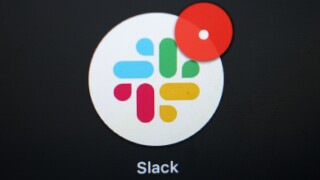 Salesforce buying work-chat service Slack for $27.7 billion