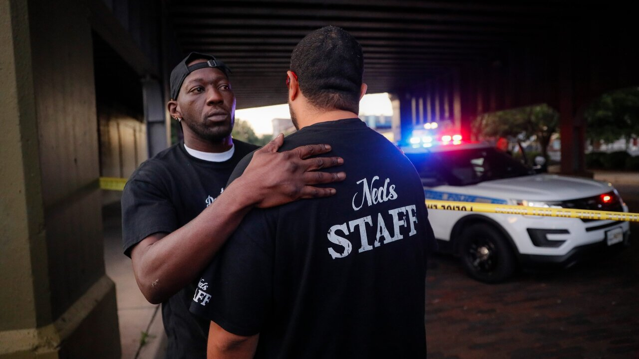 9 people killed, 27 hurt in downtown Dayton mass shooting