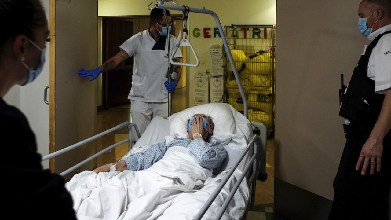 COVID-19 hospital