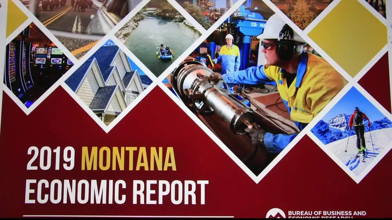 2019 Montana Economic Report