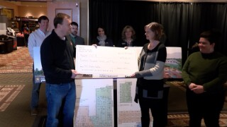 Missoula YWCA receives $19,000 check to help fund Meadowlark project