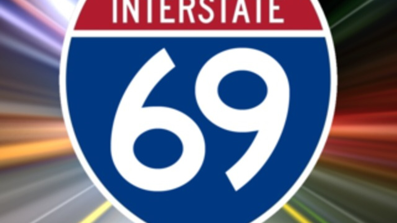 Long-delayed I-69 project is nearing an end