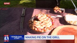 Traeger tips for making pie on agrill