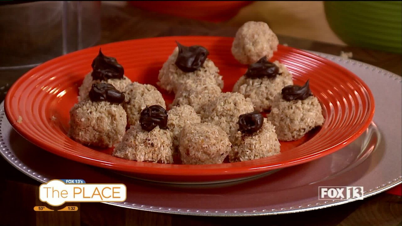 How to make delicious macaroons without any addedsugar