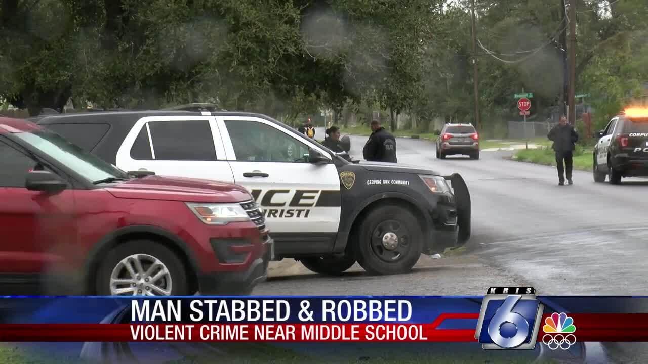 Driscoll Middle School assault of parent