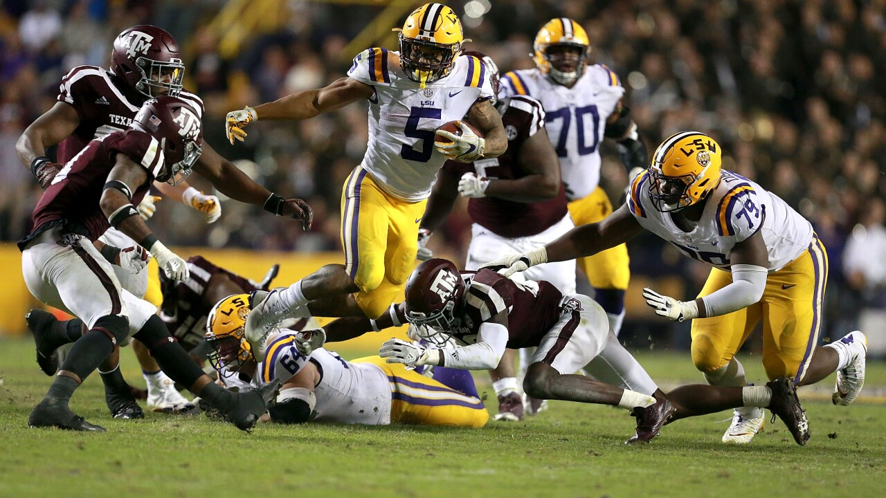 'Skins scoop: Did Redskins roll the dice on Guice?