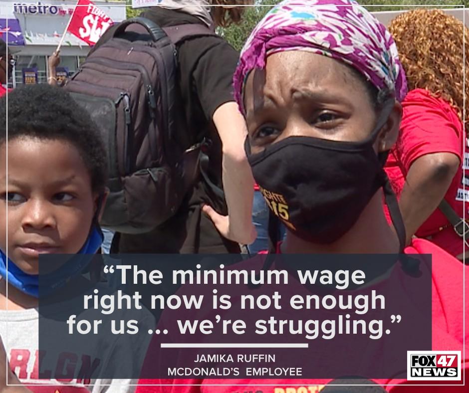 Minimum wage concerns