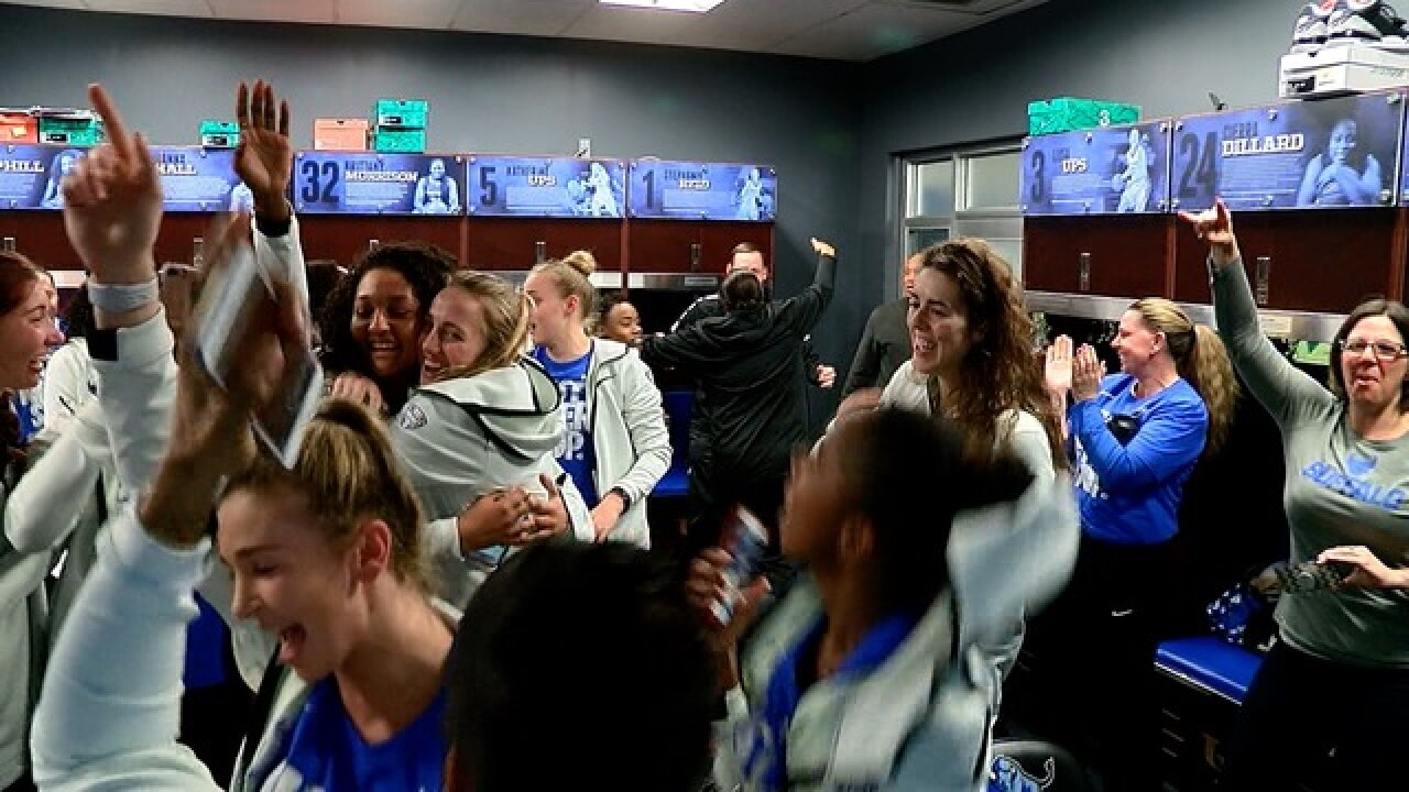 UB earns at-large bid to NCAA DI Women's Tournament